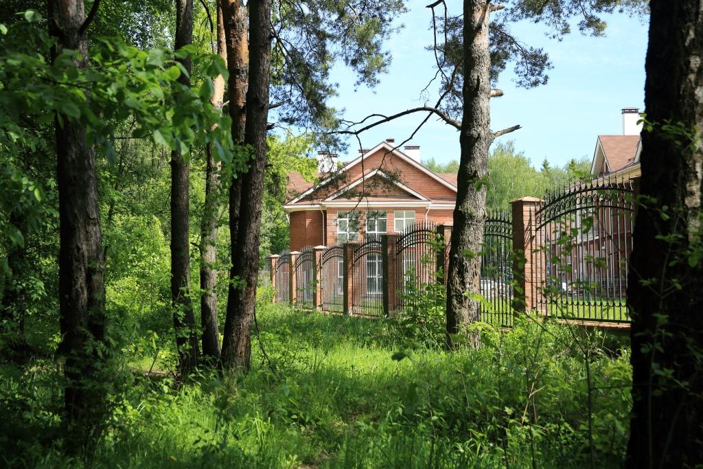 Дом у леса – исключительное благо