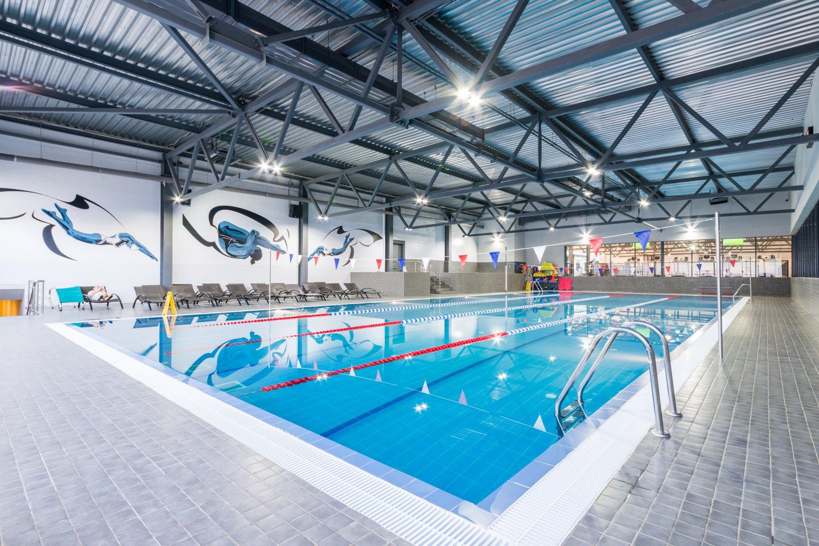По-соседству открылся самый крупный спортивный центр в Москве и области